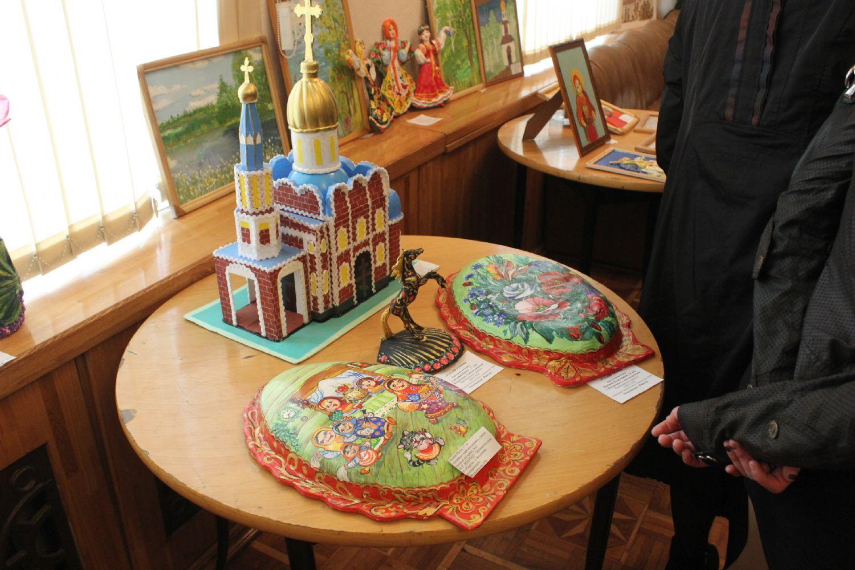 русь православная детские рисунки