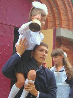 Фото. Владивосток. К началу учебного года в храмах епархии будет совершены молебны