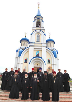 Фото. Духовенство Арсеньевской и Дальнегорской епархии