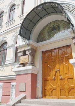 Фото. Владивосток. Духовное училище Владивостокской епархии распахнет двери 1 сентября