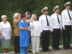 Фото. Владивосток. Прихожанами открывшейся после реставрации часовни св. прав. Феодора Ушакова могут стать военнослужащие, пациенты и медперсонал военно-морского госпиталя, а также обычные граждане