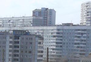 Фото. Владивосток. Прихожанами нового прихода св. прп. Сергия Радонежского станут жители 71-го микрорайона, который располагается вдоль улицы Нейбута. Сегодня здесь проживает порядка 20 тысяч человек.