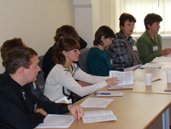 Фото. Владивосток, VII краевая конференция школьников «Религия. Культура. Человек»