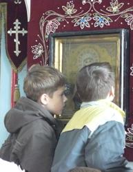 Фото. Паломническая поездка в храм Покрова Божией Матери г. Уссурийска