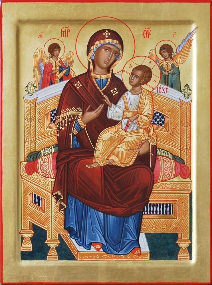 Иконы и молитвы