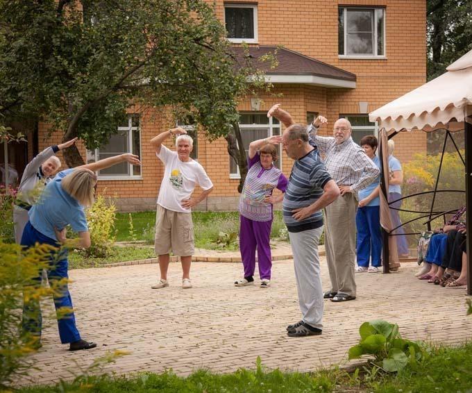 Пансионат для пенсионеров владивосток коротоякский дом престарелых