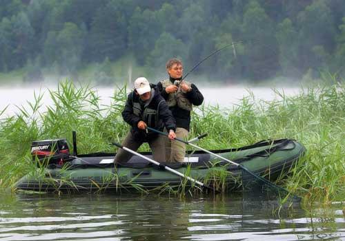 надувные лодки для охотников и рыболовов