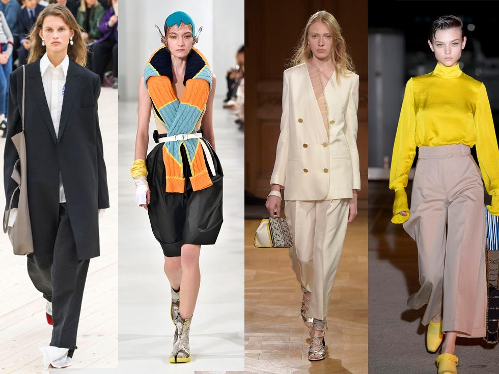 Модные Брюки 2017